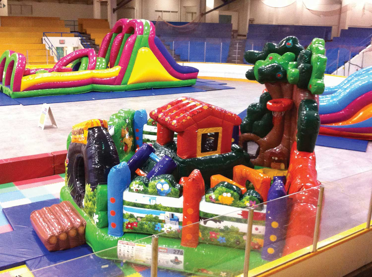 Play Palace Birthday Parties