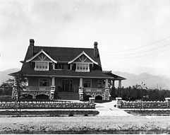 Kerrisale House in 1902