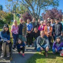 """Park Board Commissioner Casey Crawford joined """"Vancouver Place-Making Unveiling Tour: Collective Visions and Dreams"""""""