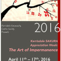 Sakura Festival Apr 11-17