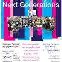Vancouver Regional Heritage Fair-May 21-Success!