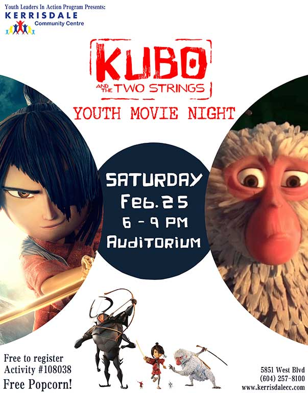 Youth Movie Night-Feb 25