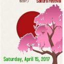 Sakura Festival-Apr 15-FREE