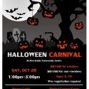Halloween Carnival-Oct 28