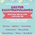 Easter Eggstravaganza 2-10 yrs-Mar 24