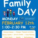 Family Day-Feb 12